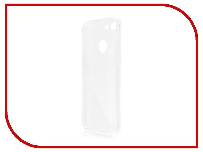 Аксессуар Чехол для Huawei Honor 9 Lite BROSCO Silicone Transparent HW-H9L-TPU-TRANSPARENT аксессуар чехол для asus zenfone 5 lite zc600kl brosco silicone transparent as zf5l tpu transparent