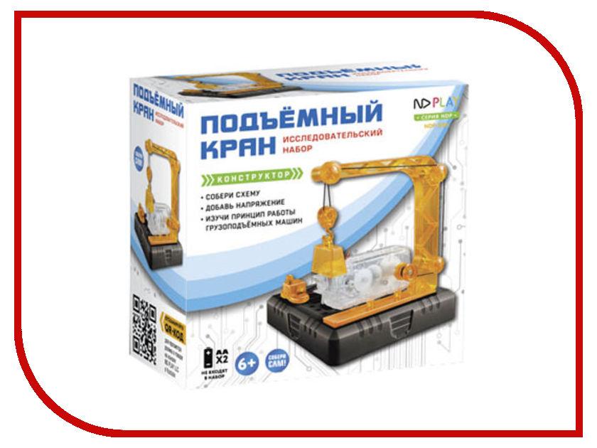 Конструктор ND Play Подъёмный кран 268171 конструктор nd play трицикл 273873