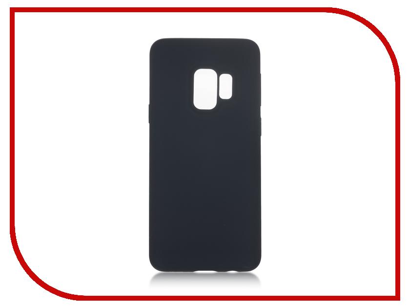 Аксессуар Чехол для Samsung Galaxy S9 BROSCO Gray SS-S9-SOFTRUBBER-GREY brosco grey monopod 01 grey