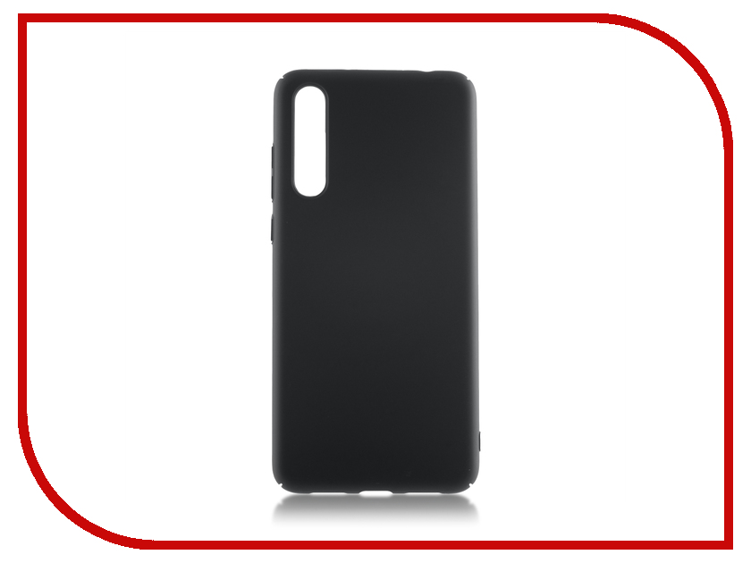 Аксессуар Чехол для Huawei P20 Pro BROSCO SoftTouch Black HW-P20P-4SIDE-ST-BLACK аксессуар чехол для xiaomi redmi note 4 brosco softtouch black xm rn4 softtouch black xm rn4 4side st black