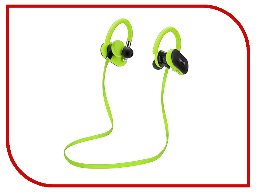 Recci Dazzling REB-E01 Green колонка recci bluetooth travel rbs d1 green