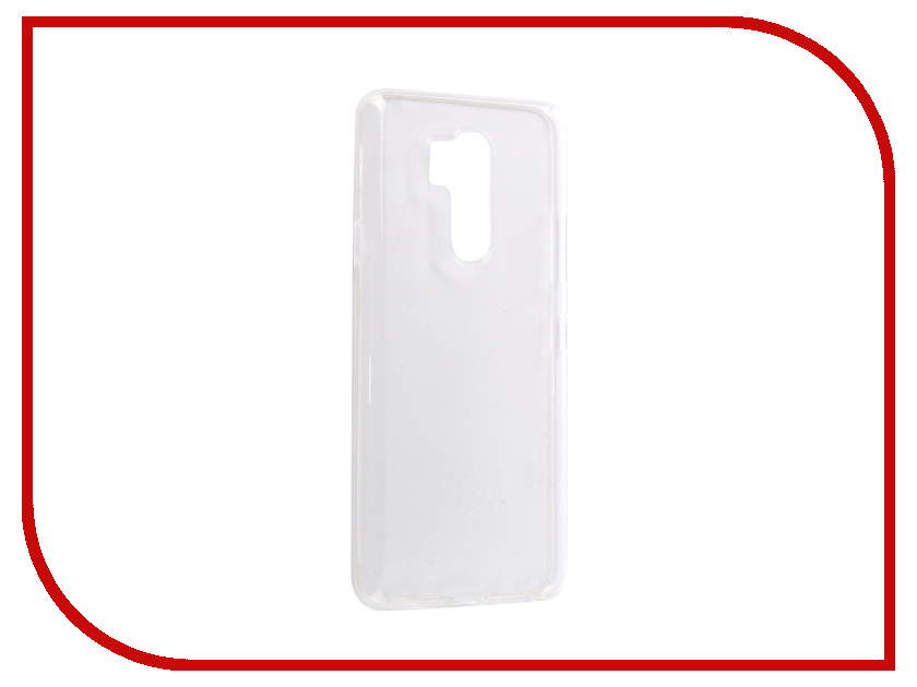 Аксессуар Чехол для LG G7 BROSCO Silicone Transparent LG-G7-TPU-TRANSPARENT for huawei ascend g7 g7 tl00 lcd screen display with touch digitizer assembly frame free shipping 100