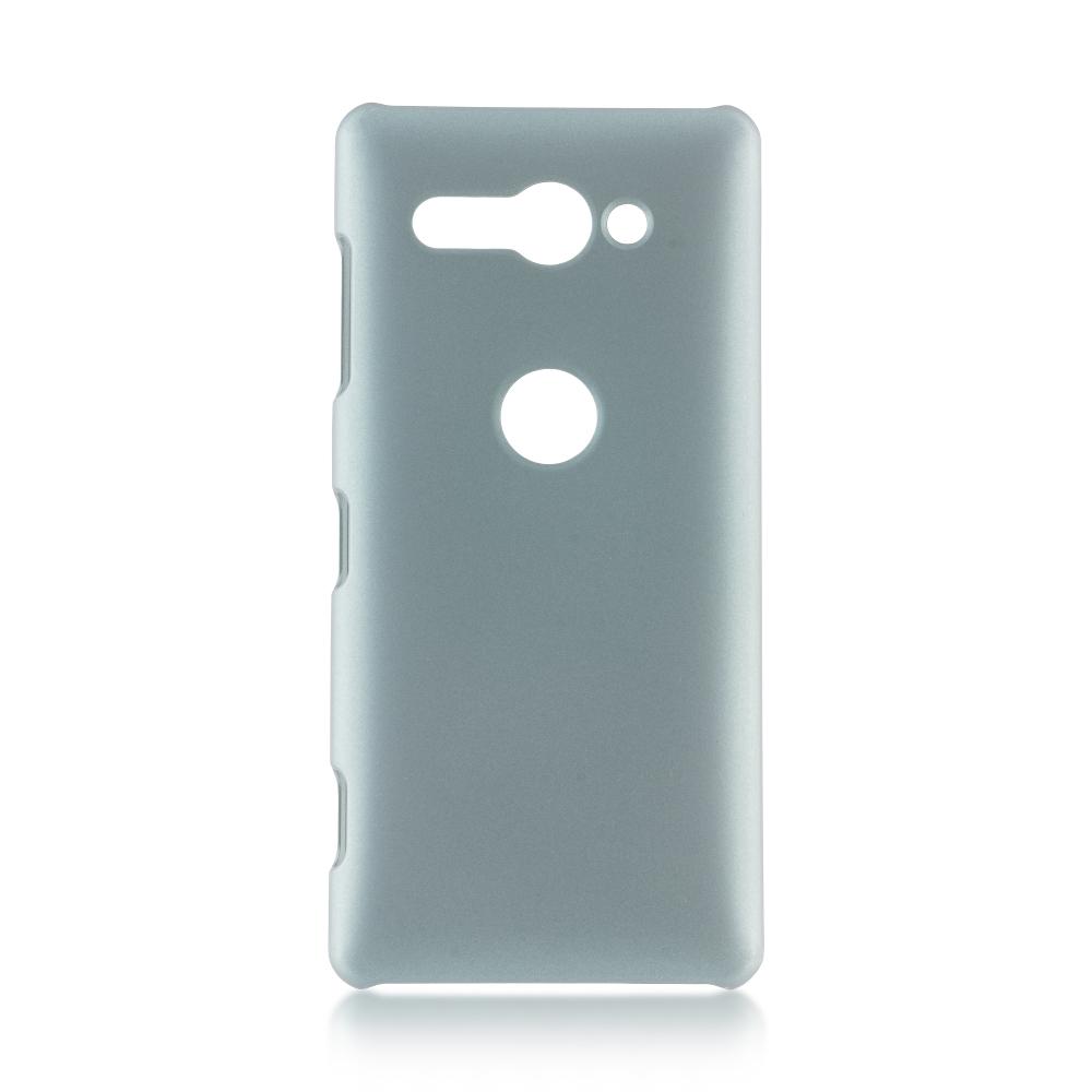 Аксессуар Чехол Brosco для Sony Xperia XZ2 Compact Dark Green XZ2C-SOFTTOUCH-GREEN