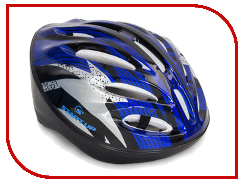 Шлем Start Up Speed Размер M (54-57) Blue скакалка start up jr17wp