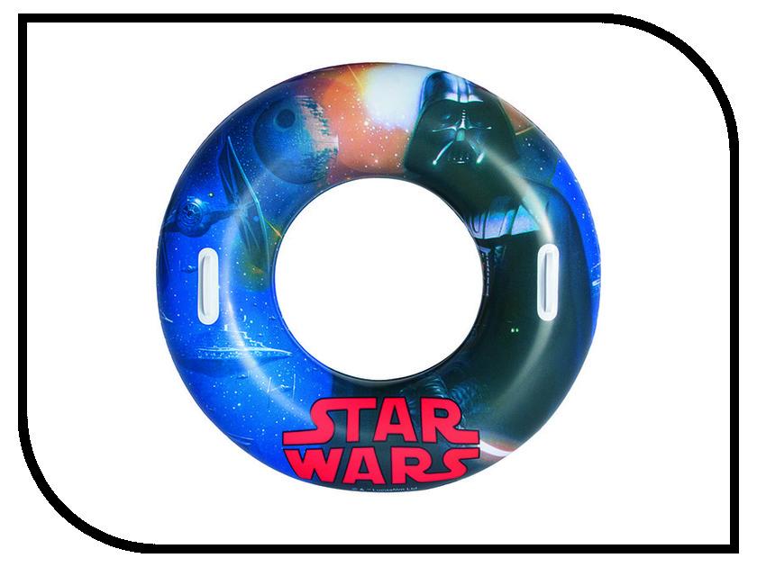 Купить Надувной круг Круг для плавания BestWay Star Wars 91203