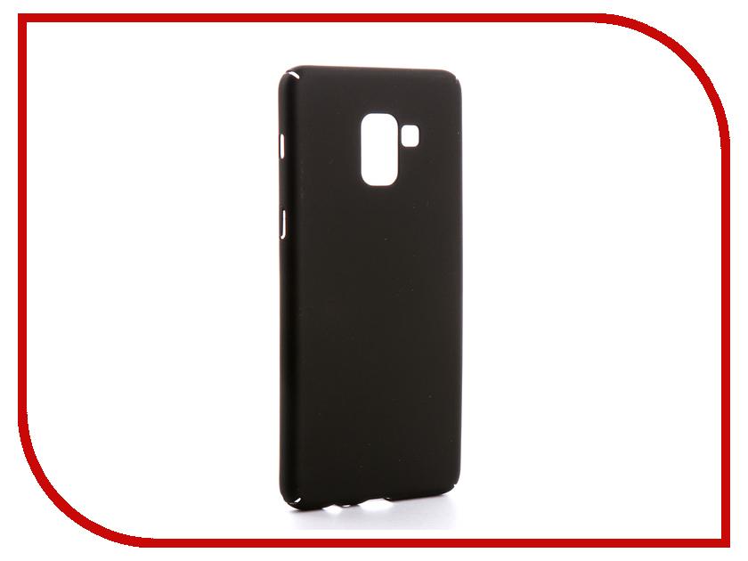 Аксессуар Чехол Samsung Galaxy A8 Plus BROSCO Black SS-A8P-4SIDE-ST-BLACK футболка element made to endure ss r black