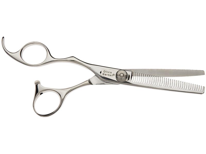 Ножницы Olivia Garden Silkcut 635 для левши SH-SC1PC-TL63J