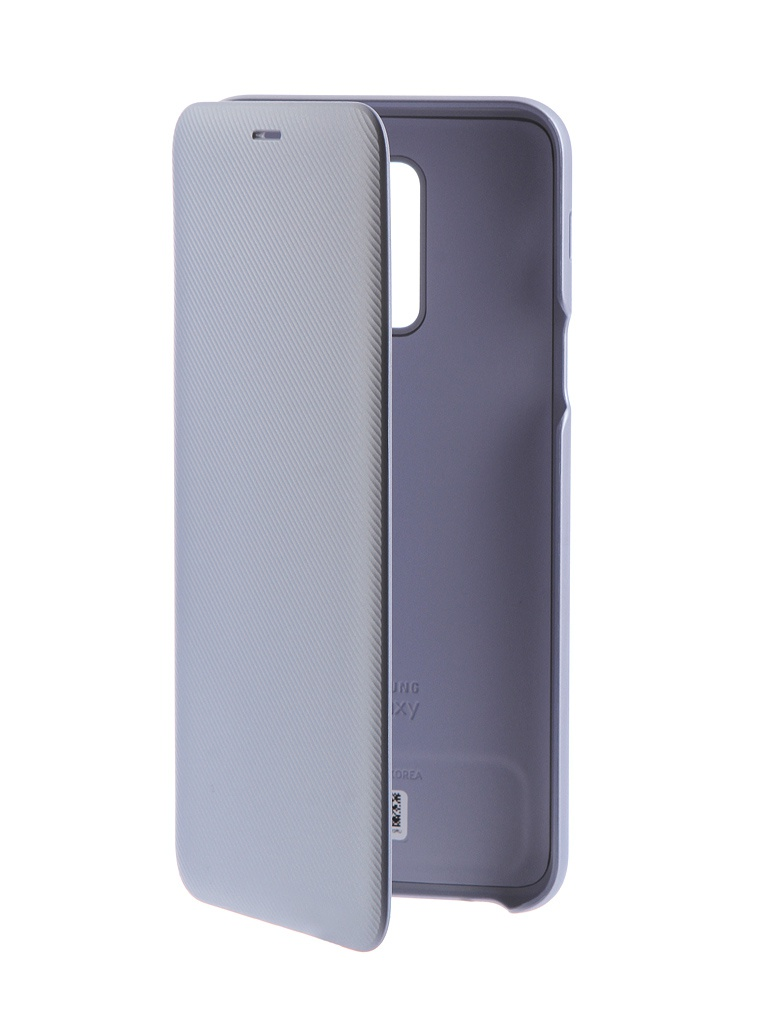 Аксессуар Чехол-книжка Samsung Galaxy A6 Plus 2018 Wallet Cover Purple EF-WA605CVEGRU