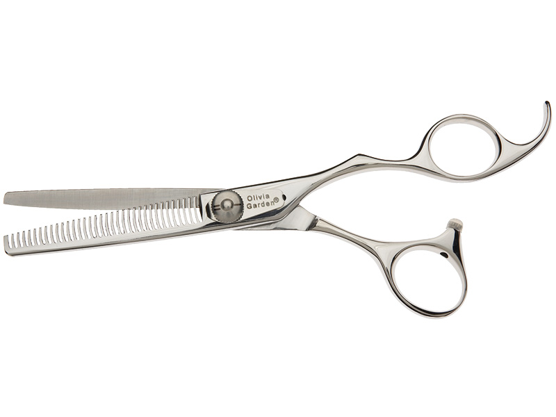 Ножницы Olivia Garden Silkcut 635 SH-SC1PC-TR63J