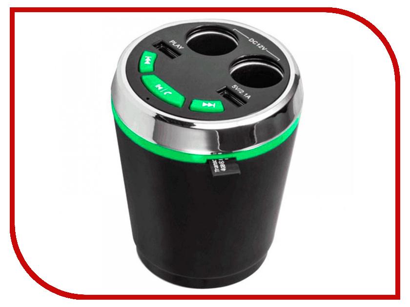 FM-Трансмиттер Earldom ET-M15 Green цены онлайн