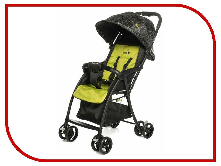 Коляска Baby Care Star BC006 Green baby care urban lite зелёный green bc003