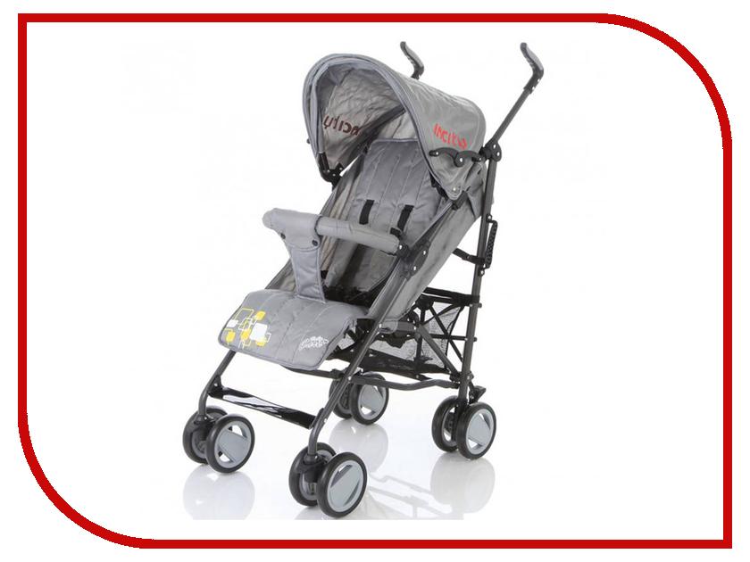 Коляска Baby Care CityStyle Grey still diamon developer mode tool