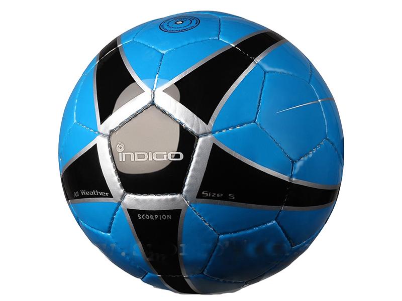 Мяч Indigo №5 Scorpion