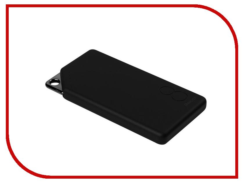 Аккумулятор Recci Power Bank Gallop RG-8000 8000mAh Black