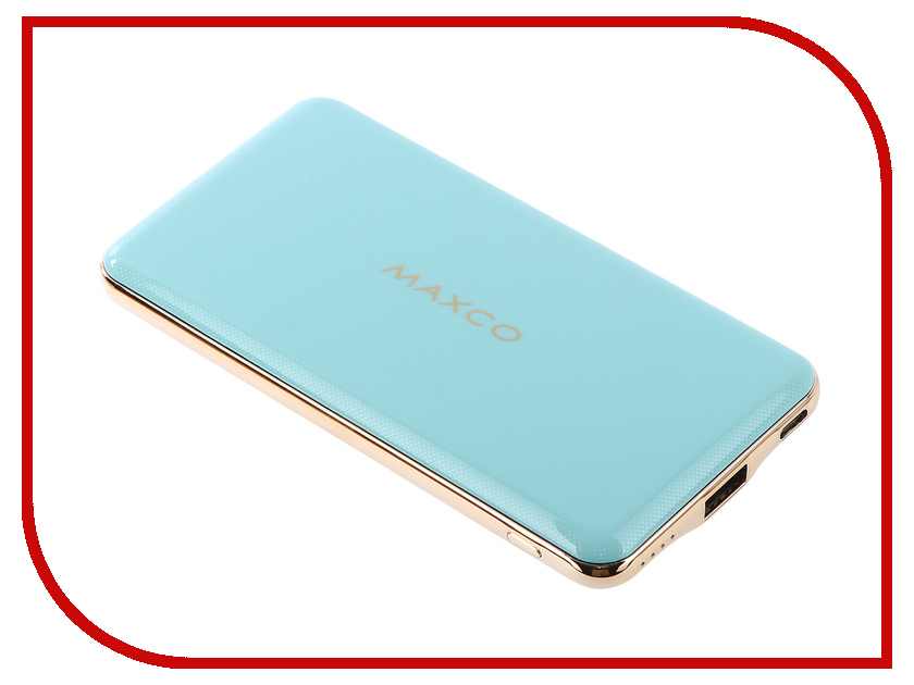 Аккумулятор Recci Power Bank Phantom MP-10000A 10000mAh Green колонка recci bluetooth travel rbs d1 green