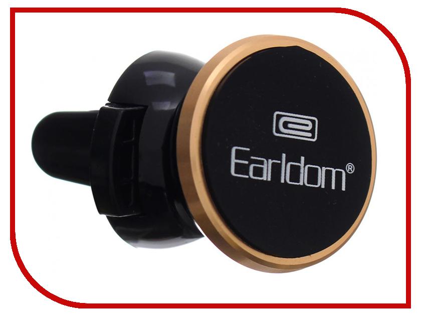 Держатель Earldom EH-07 Black-Gold earldom et e3 green