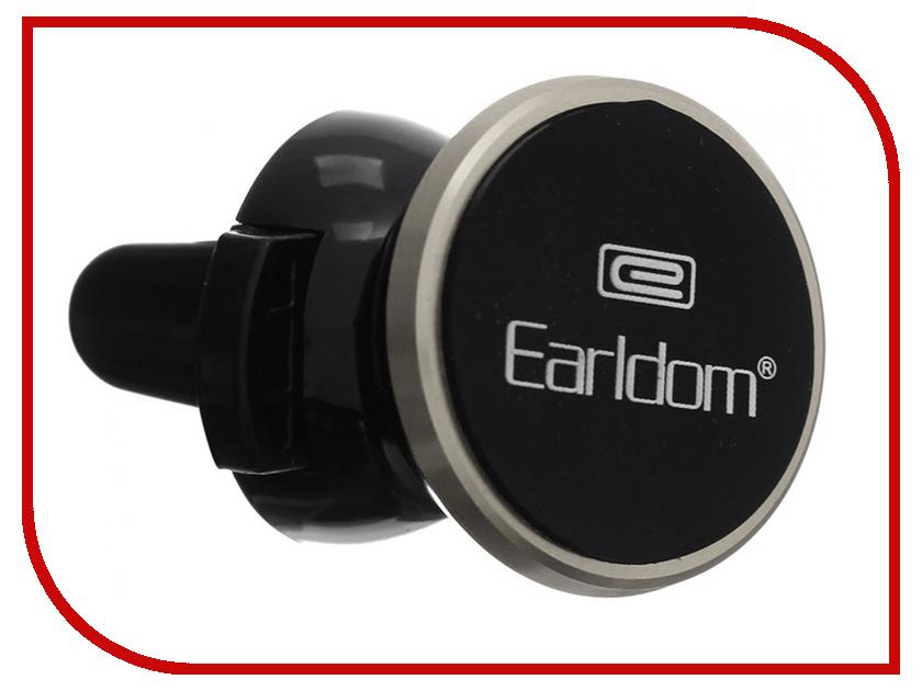 Держатель Earldom EH-07 Black-Silver цена