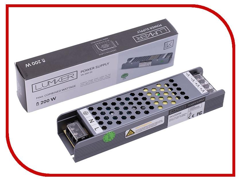 Блок питания Lumker LUX YA-200-24 200W 24V