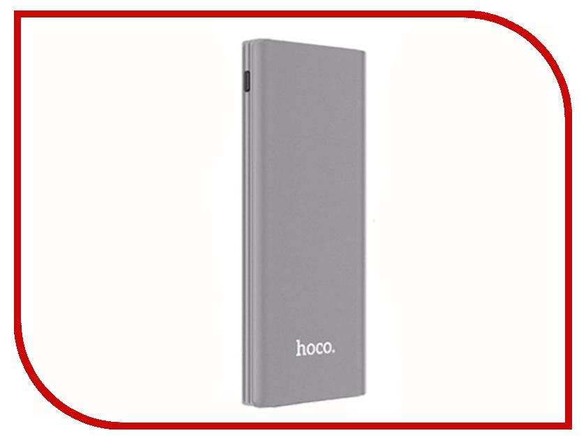 Аккумулятор HOCO J17 7000mAh Metal Grey аккумулятор