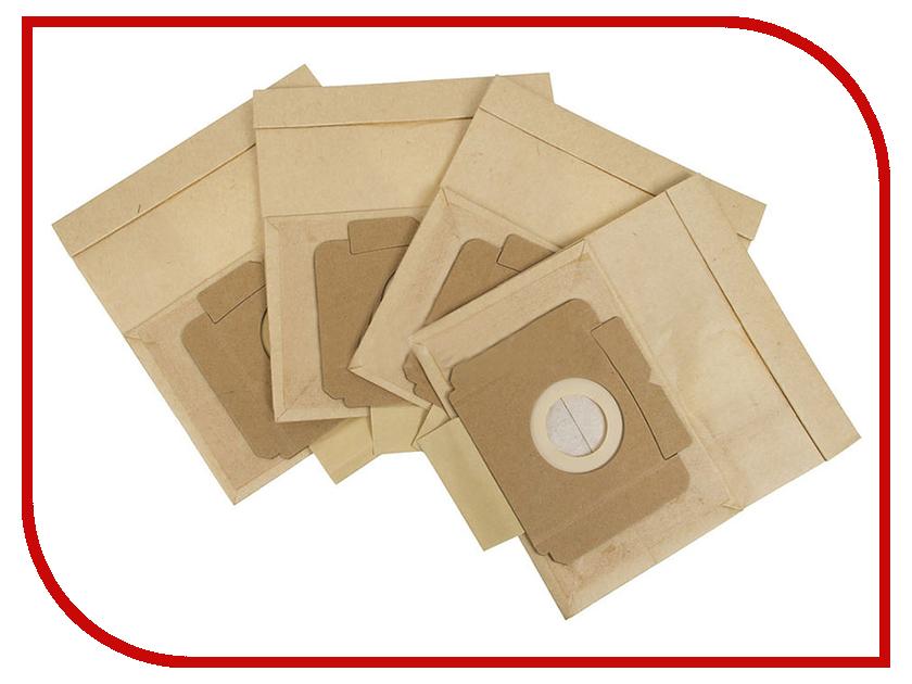 Мешок-пылесборник Filtero SIE 01 Эконом (4шт) пылесборник filtero lge 01 4 эконом