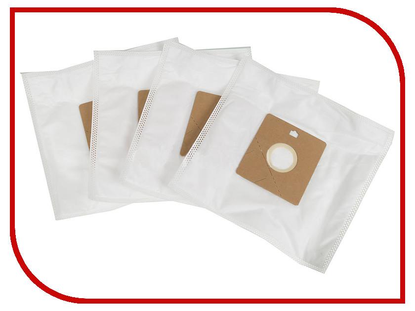 Мешок-пылесборник Filtero SAM 02 Comfort (4шт)