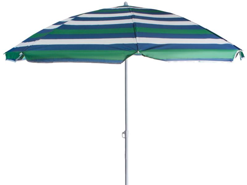 Пляжный зонт KB 001-025 200cm Blue-White-Green