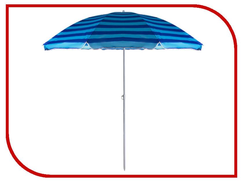 Пляжный зонт KB 001-025 200cm Blue-Light Blue