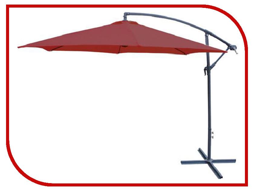 Пляжный зонт KB 1051 300cm Red