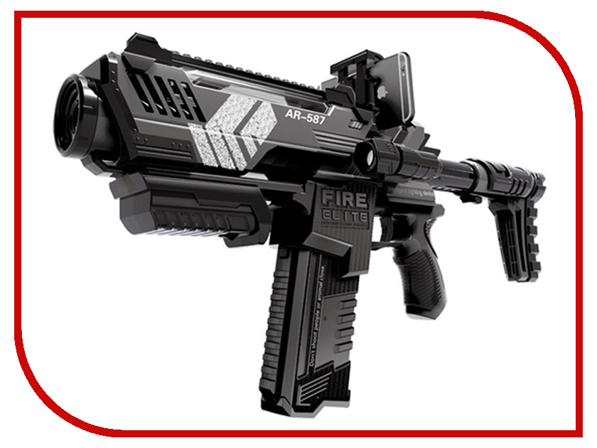Remax Game Gun Xii-AR587 Black