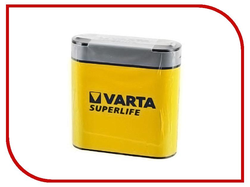 Батарейка Varta Superlife 3R12 2012 15025