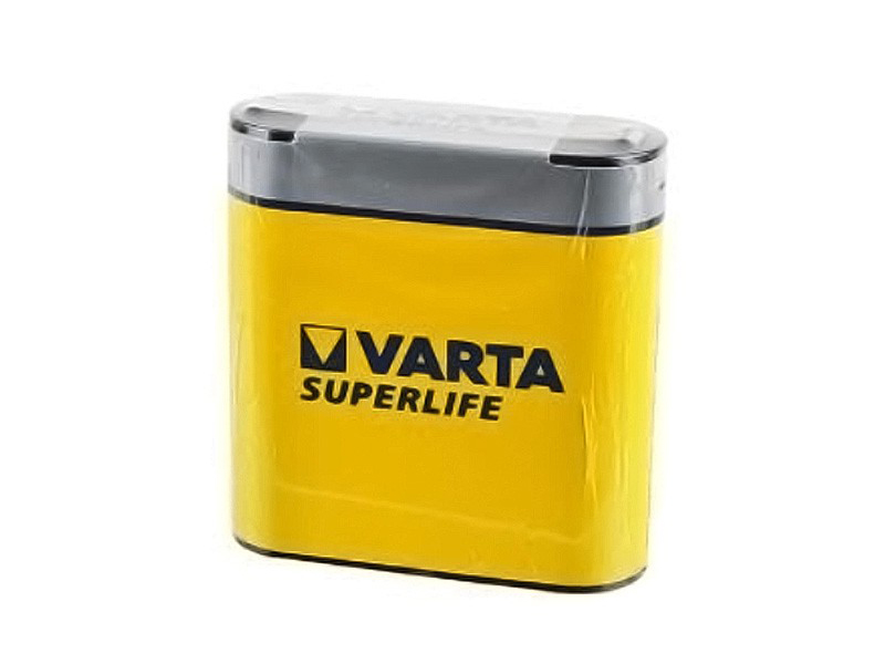 Батарейка Varta Superlife 3R12 2012 15025