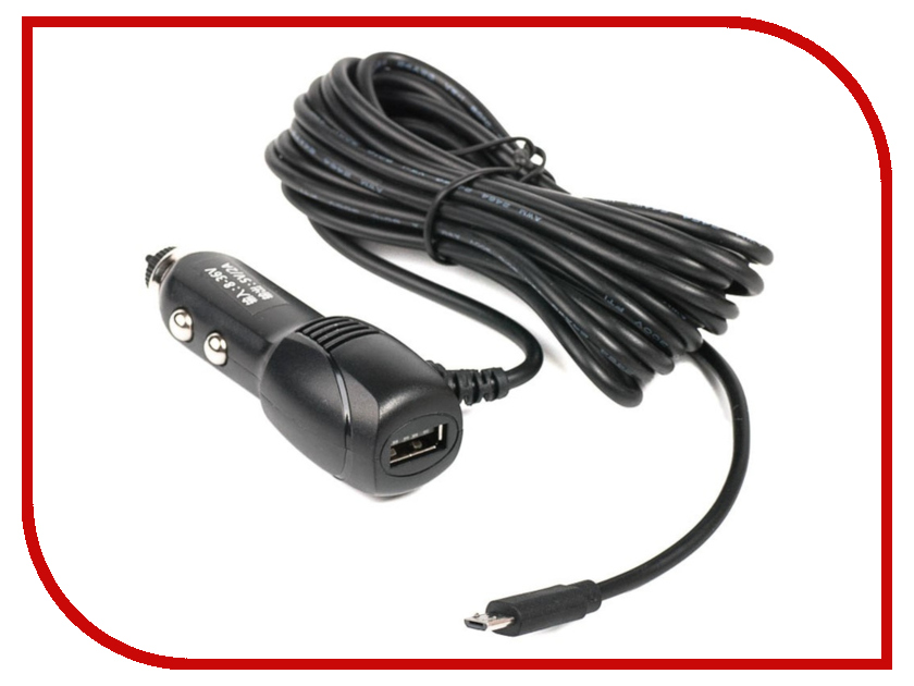 Зарядное устройство RECXON AZU-3 micro USB 2А