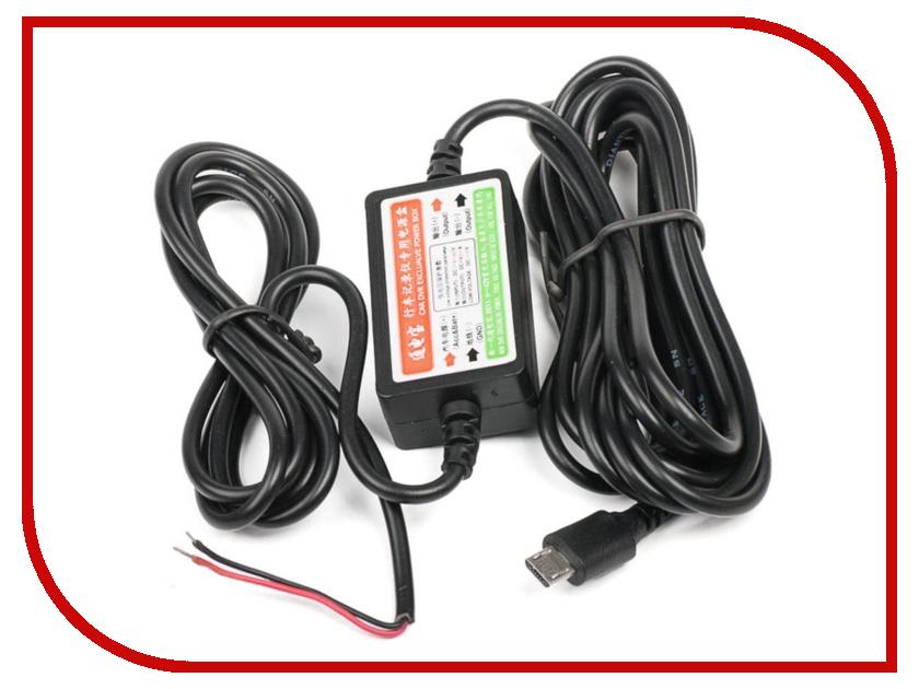 Аксессуар Адаптер питания для скрытого монтажа RECXON Power 11054 micro USB 12-36/5 2.1A