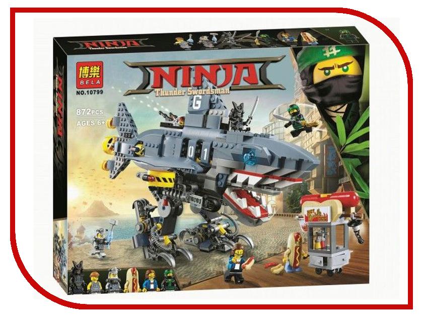 Конструктор BELA Ninja 10799 Гармадон