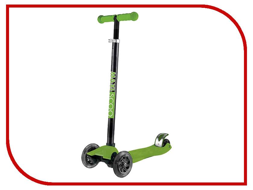 Самокат Maxiscoo Junior MSC-J101701 Green