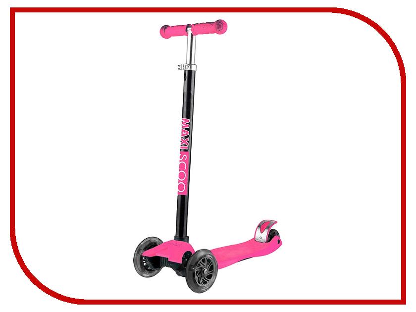 Самокат Maxiscoo Junior MSC-J101704 Pink