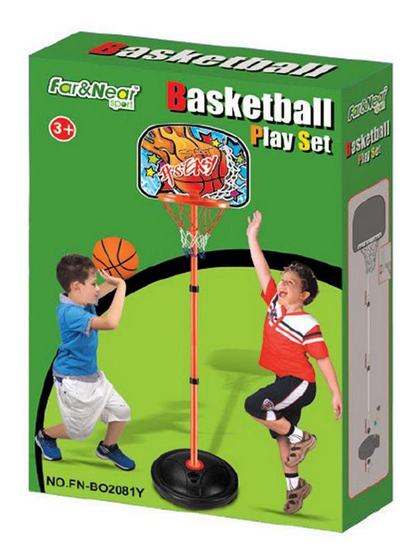 Игра Стойка баскетбольная F&N sport FN-BO2081Y