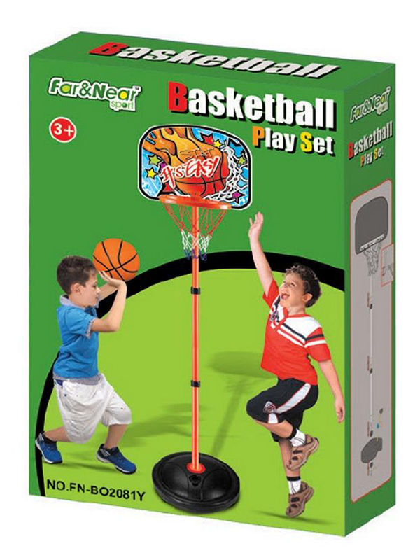 цены Игра F&N sport Стойка баскетбольная FN-BO2081Y