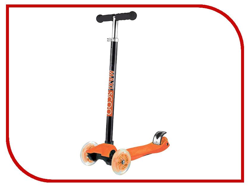 Самокат Maxiscoo Junior MSC-J101706 Orange