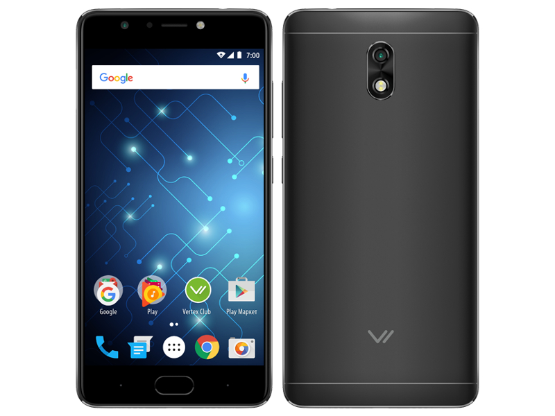 Сотовый телефон Vertex Impress Play LTE Black s holyoke the columbian repository of sacred harmony