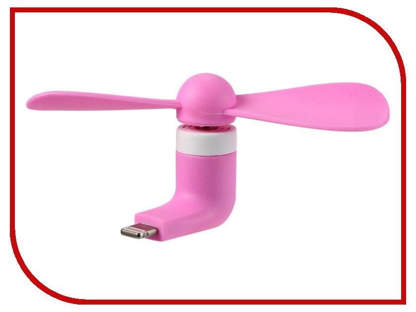 Вентилятор Remax F10 с Apple 8-pin Pink