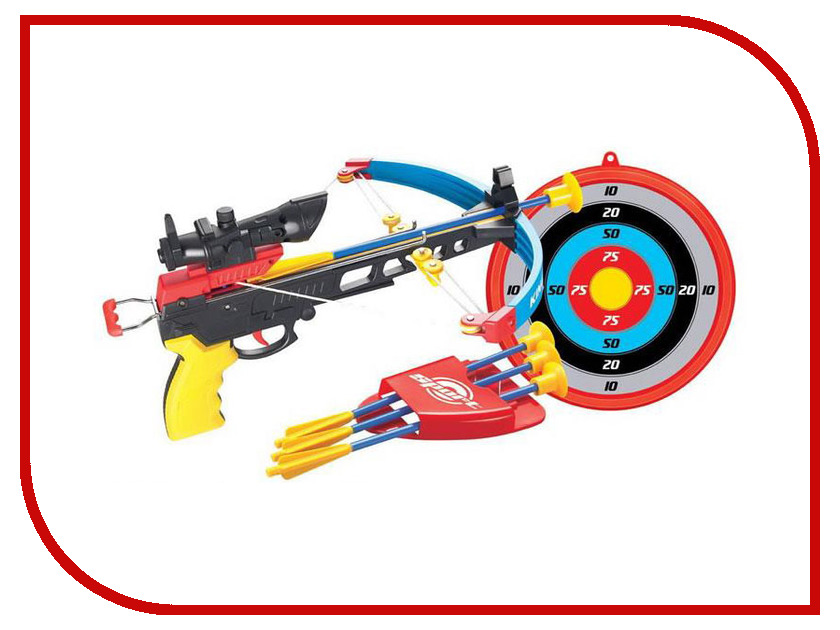 Игрушка F&N sport Миниарбалет FN-TO0440SET (35881K) игрушка f