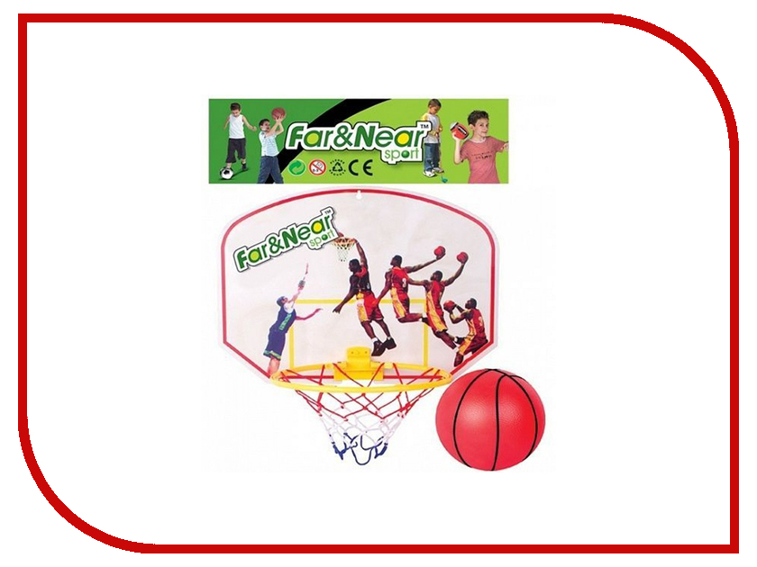 Игрушка F&N sport Набор баскетбольный FN-BB024123 (244)