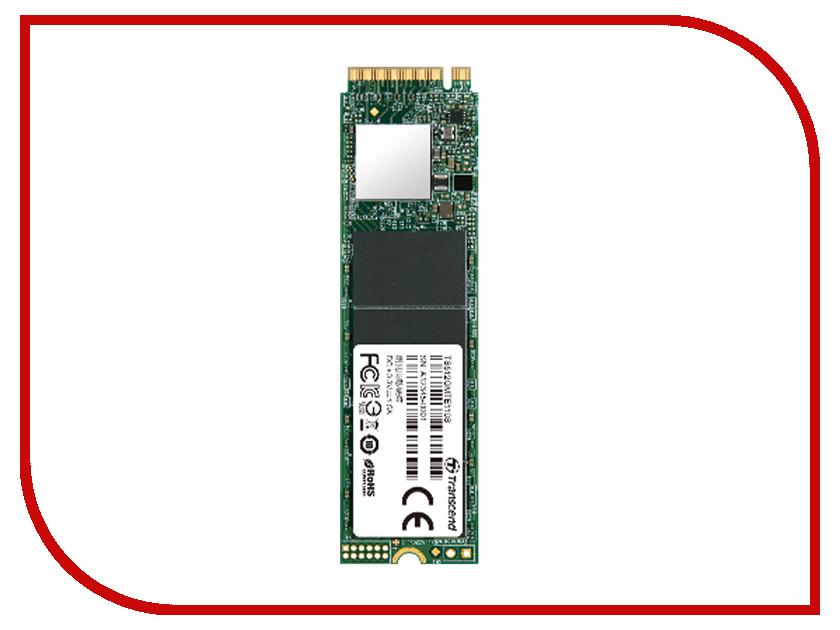 Жесткий диск 256Gb - Transcend MTE110 TS256GMTE110S