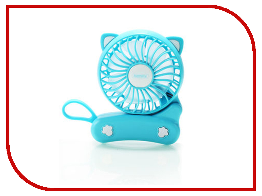 Вентилятор Remax F14 Folded Mini Fan Blue вентилятор remax f18 blue
