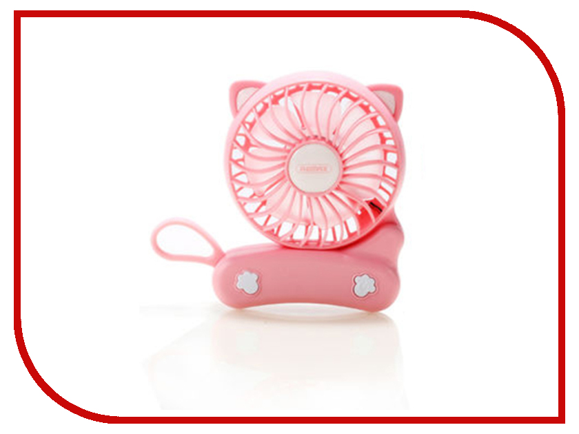 Вентилятор Remax F14 Folded Mini Fan Pink вентилятор remax f18 blue