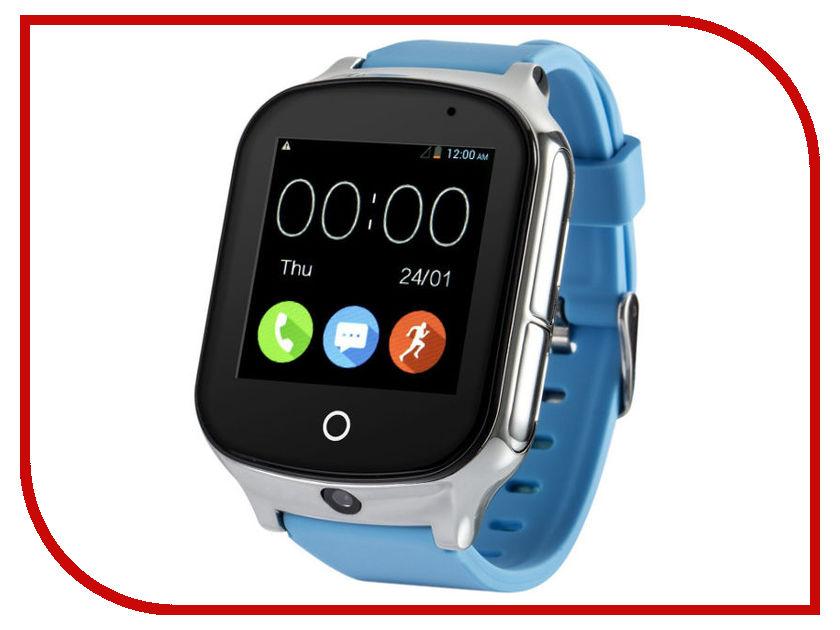 Wonlex GW1000S Blue умные часы wonlex gw400s blue