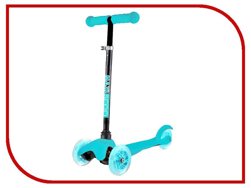 Самокат Maxiscoo Baby MSC-B101703 Light Blue манометр dollex msc 05