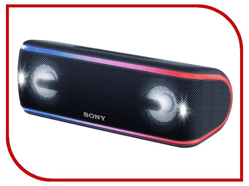 Колонка Sony SRS-XB41 Black колонка sony rdp ca1