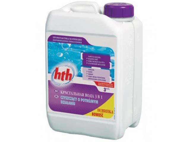 Кристальная вода HTH 3L L800714H2